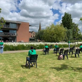 Woonzorgcentrum Sint-Anna in Bulskamp krijgt bezoek