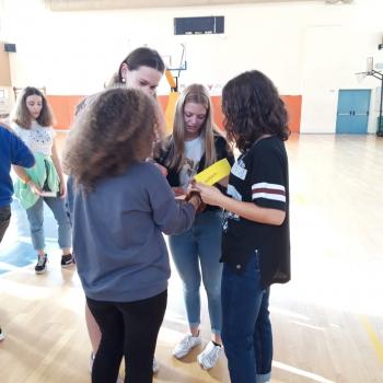 Erasmus incluation - day 2