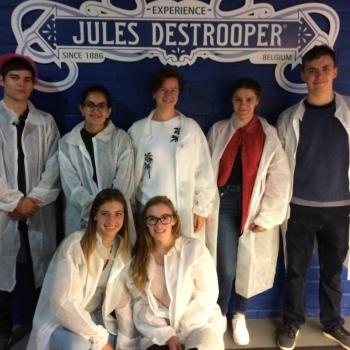 7 Business support bezoekt peterbedrijf Jules Destrooper