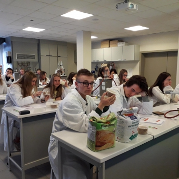 5STW in the mood for food - Vives campus Roeselare