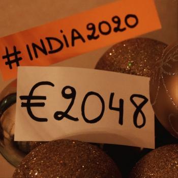 € 2048 voor India2020 tijdens Warmste Week