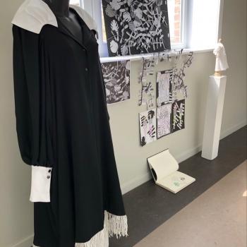 Projectvoorstelling creaties 'urban jungle' van 4 Creatie en mode.