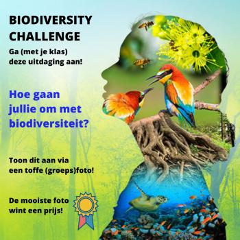 Winnaars Biodiversity Challenge